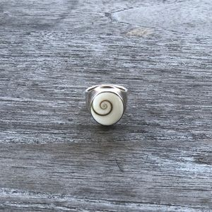 Jewelry - White Shell Ring